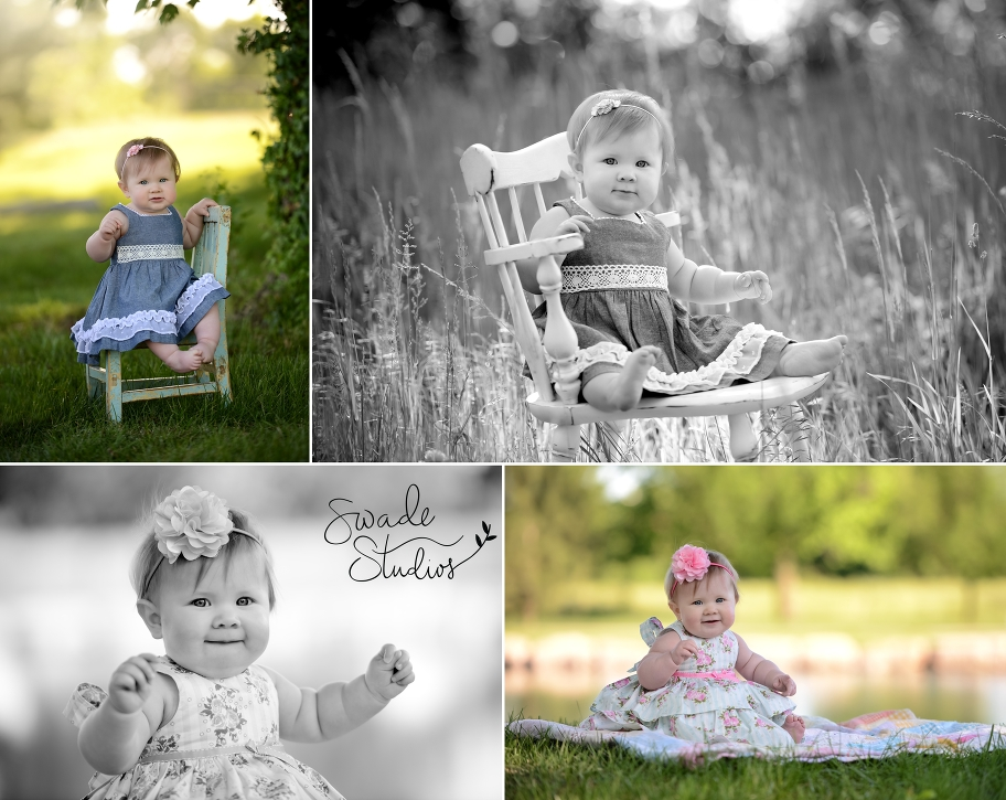 Olathe family and baby photography